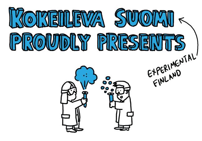 experimental finland kokeileva suomi