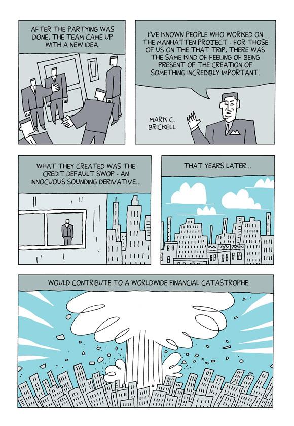 A comic about the financial crash of 2008 - supercrash