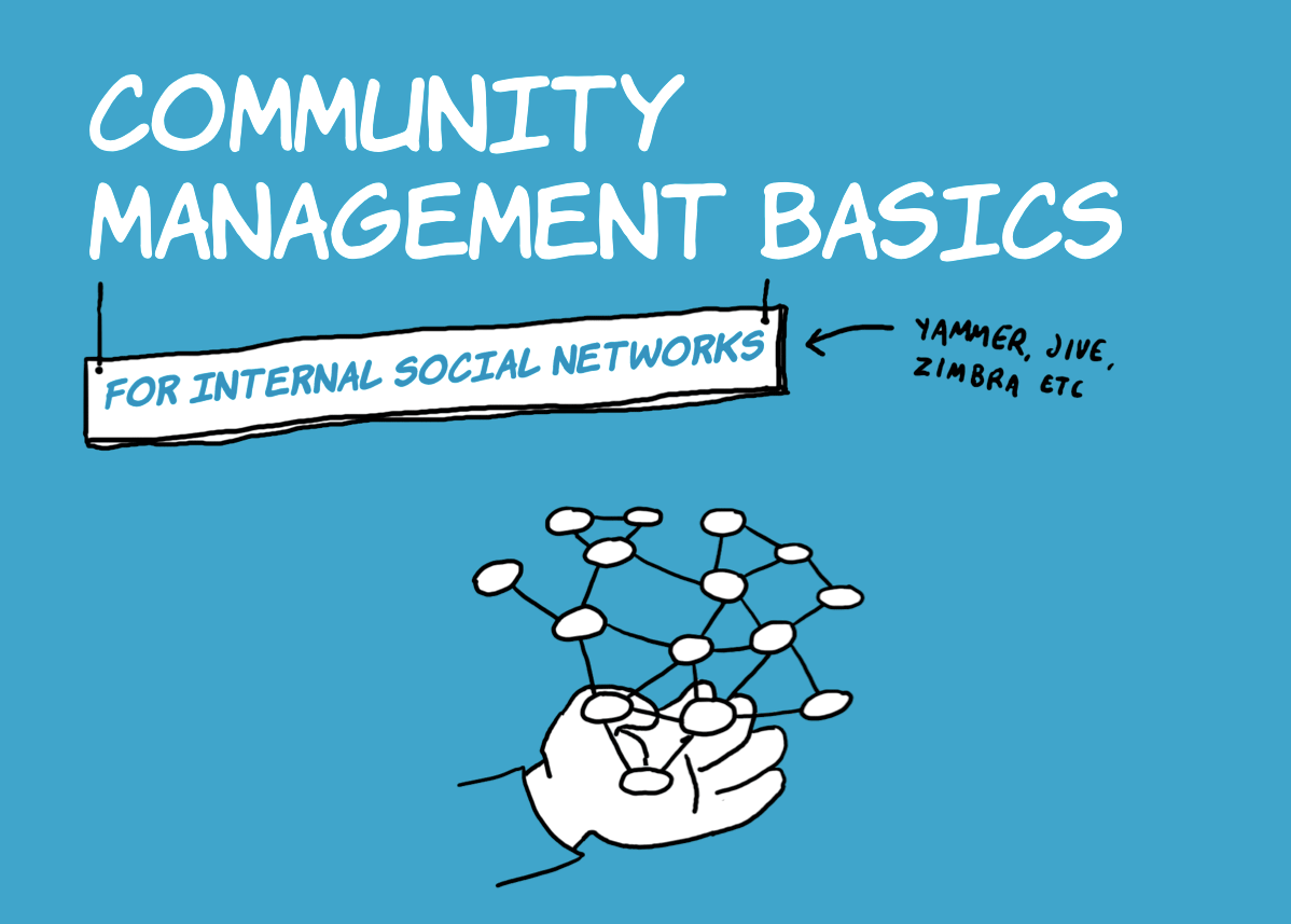 Community management basics presentation