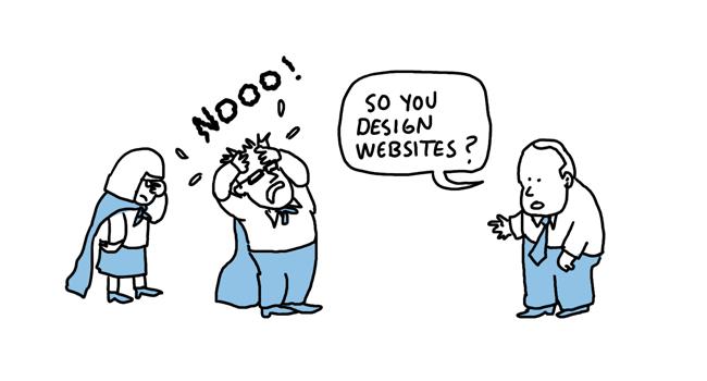 service design misunderstanding