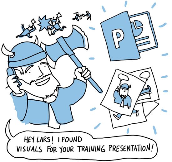 sales training presentation kit
