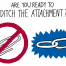 attachment vs link cartoon