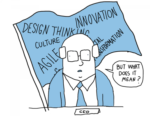 agile revolution cartoon